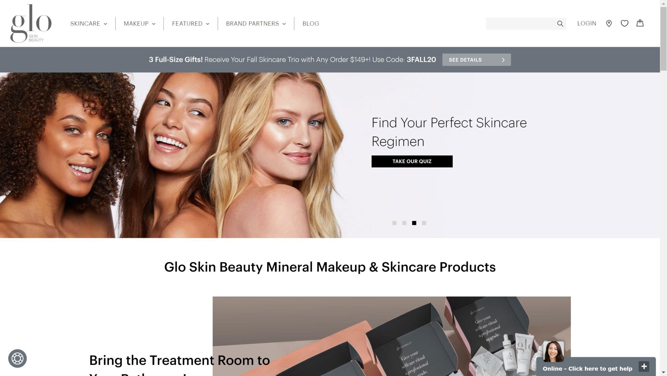 Glo Skin Beauty Magento 2 Open Source