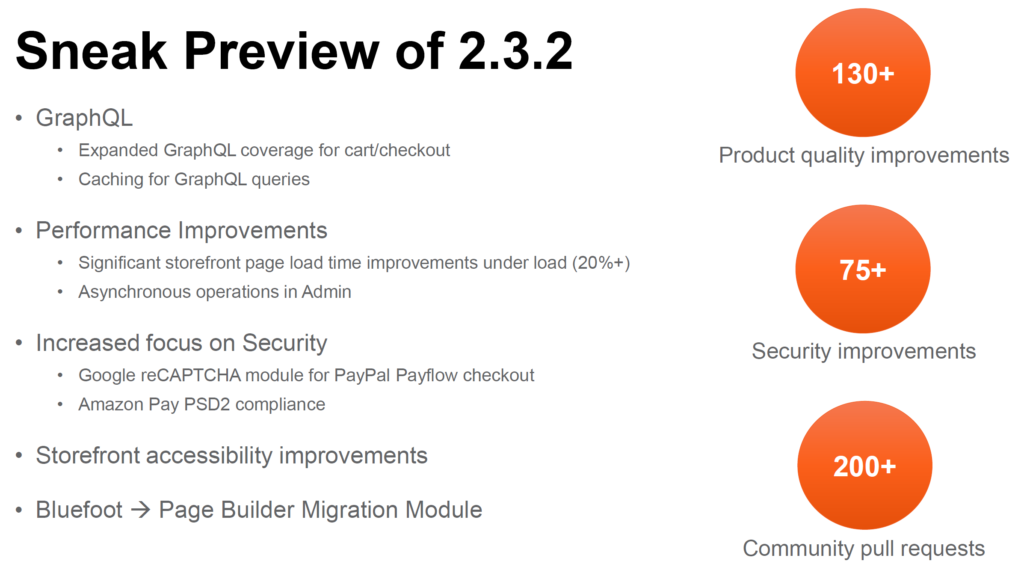 Magento 2.3.2 Release Notes