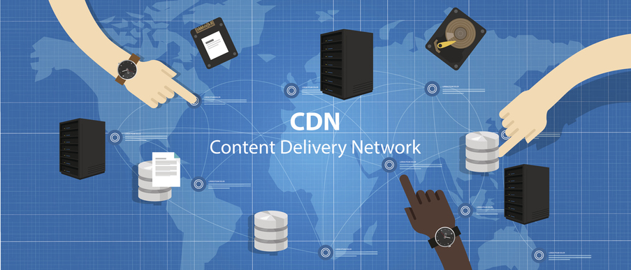 Magento CDN Benefits Cloudflare