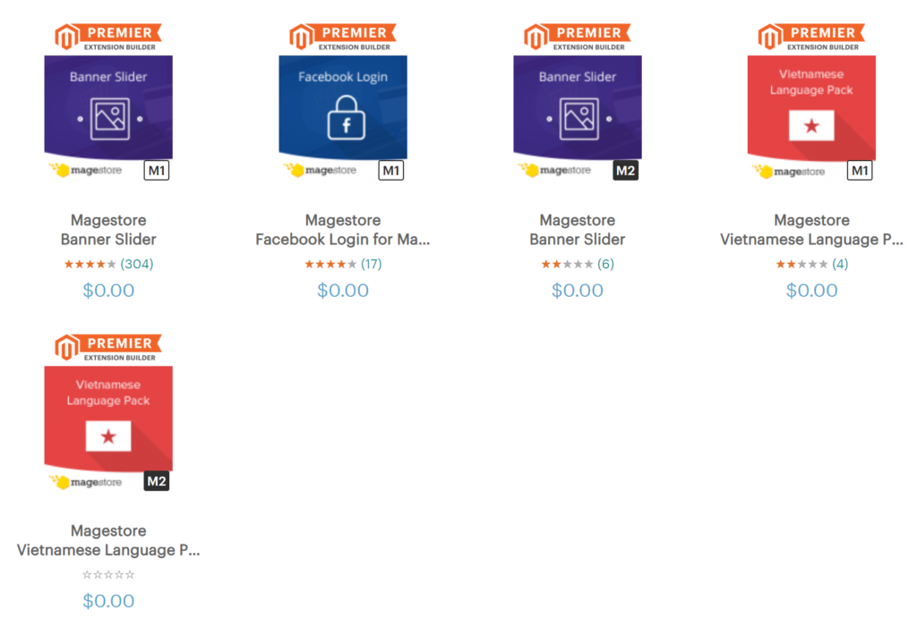 Magestore Magento Marketplace Extensions March 2019