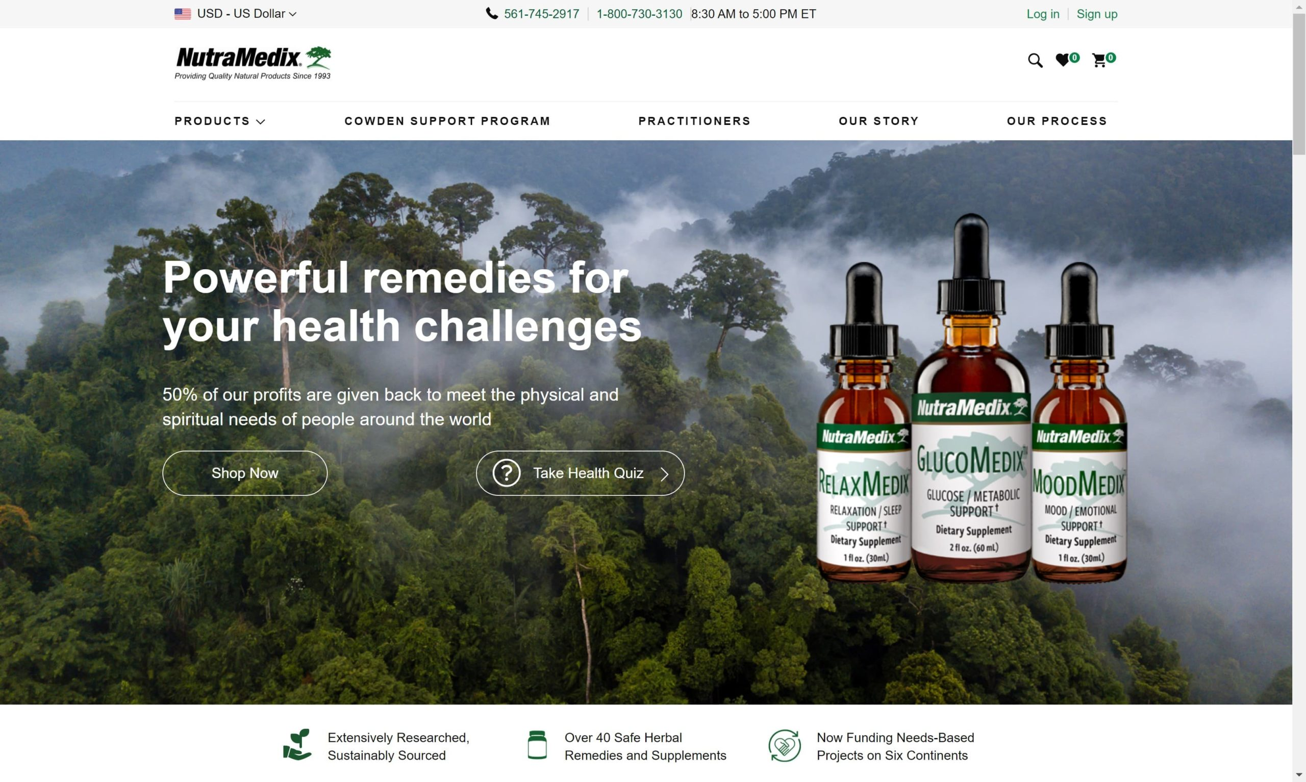 NutraMedix Magento 2 Open Source