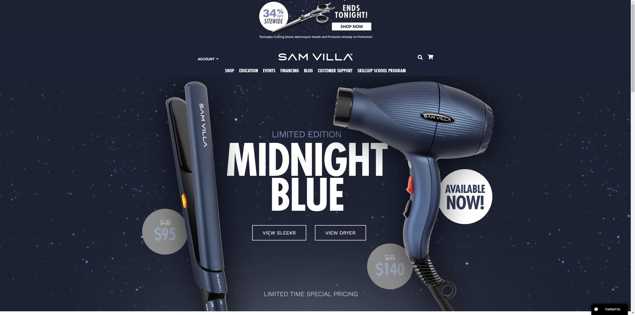 Sam Villa Magento 2 Open Source