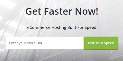 eCommerce TTFB Speed Test