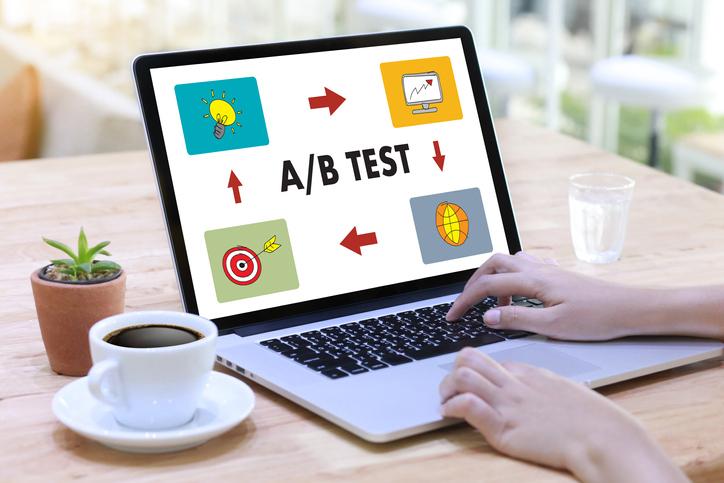 eCommerce Website A/B Multivariate Testing