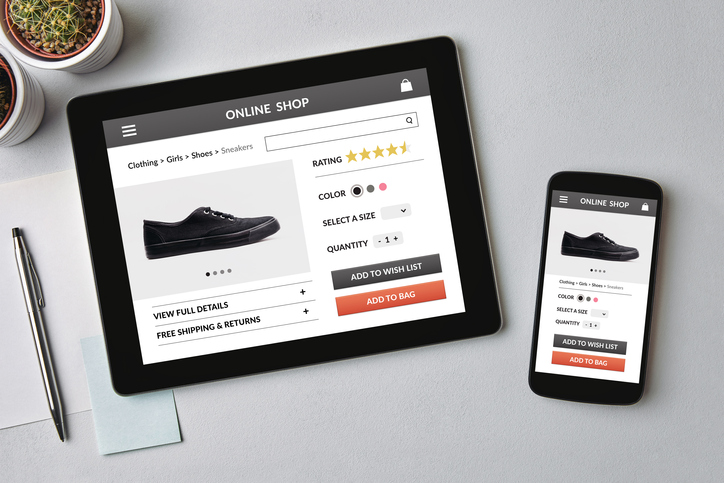 eCommerce Website Cross Browser and Mobile Testing