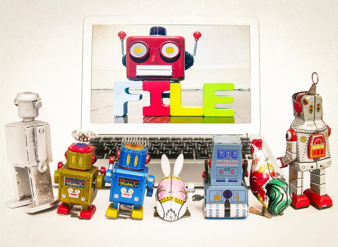 eCommerce website Robots txt file test
