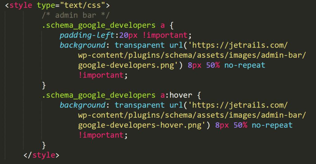 eCommerce website schema markup rich snippets structured data test